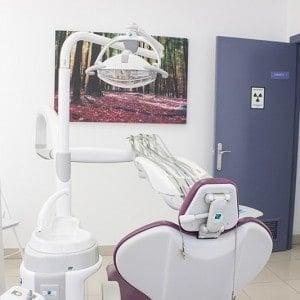 Primer gabinete del dentista