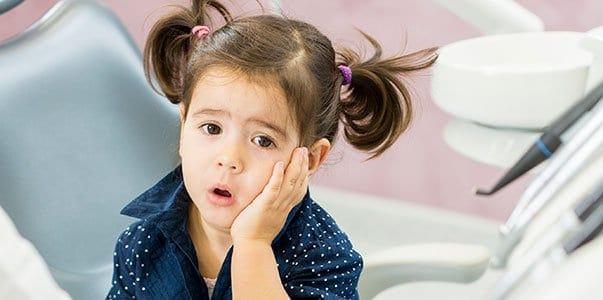 Caries dental infantil - Clínica Dental en Valencia Benimaclet ARTDENTA