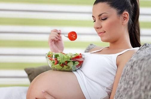 Cuidar los dientes en el embarazo