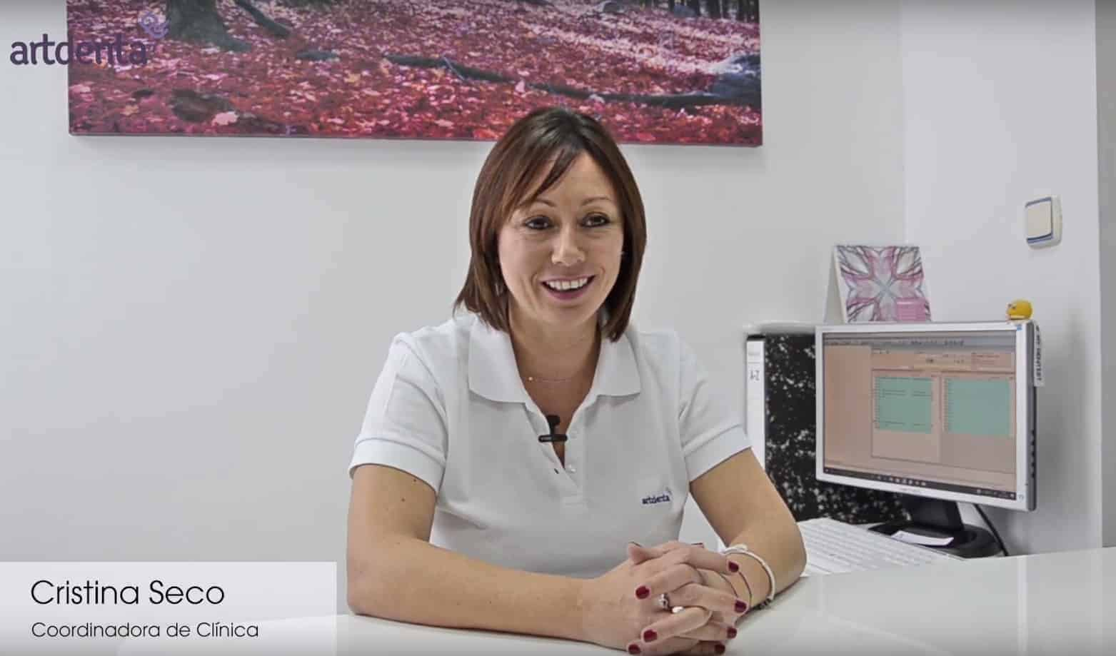 Cristina Seco - Clínica Dental en Valencia Benimaclet