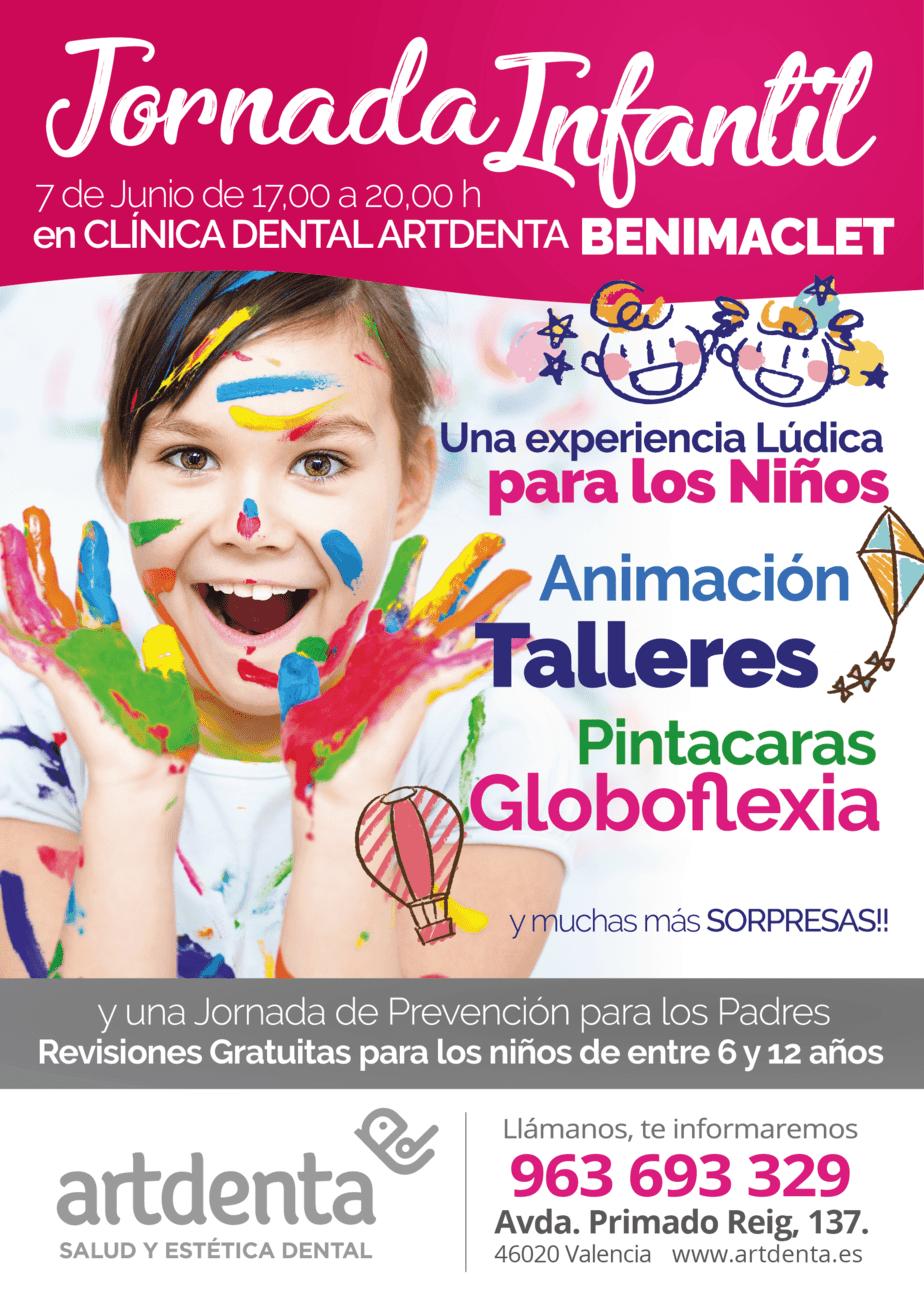 Jornadas infantiles dental - Clínica Dental en Valencia Benimaclet