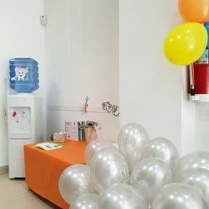 Zona infantil dentista - Clínica Dental en Valencia Benimaclet ARTDENTA