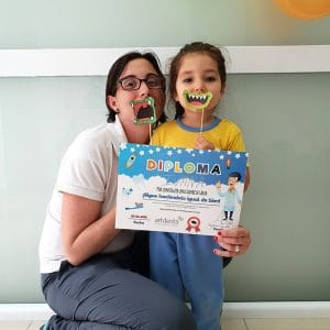 Diploma ortodoncia infantil - Clínica Dental en Valencia Benimaclet