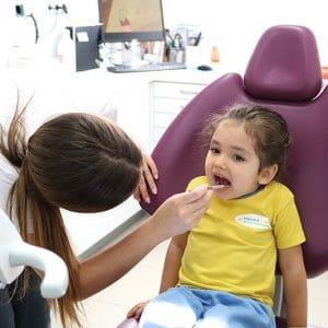 Caries infantil 2 - Clínica Dental en Valencia Benimaclet