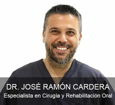 Doctor José Ramón Cardera - Clínica Dental en Valencia Benimaclet